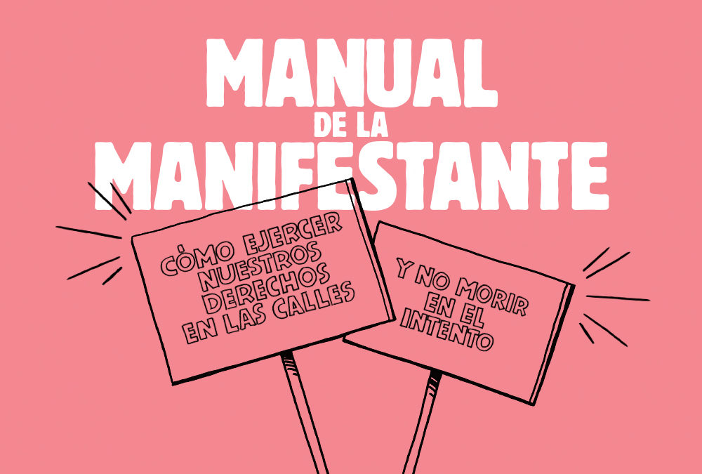 Manual de la Manifestante